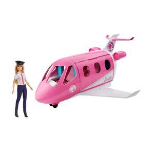 Jet de Aventuras de Barbie