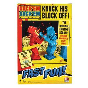 Juego Fast Fun - Rock'em Sock'em Robots