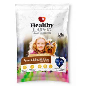 Alimento Húmedo Completo para Perro Miniatura - 100 gr