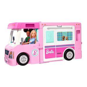 Camper de Barbie 3 en 1