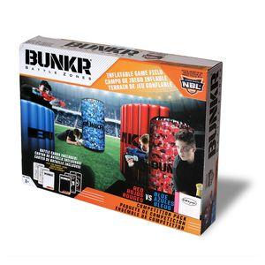 Set de Competición Inflable Bunkr - Rojos v.s Azules
