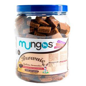 Mungos Brownie Bombonera para Perros 1000gr