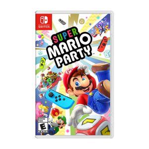 Videojuego Nintendo Switch Súper Mario Party