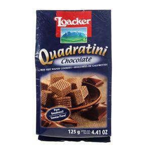 Galletas con Crema de Chocolate 125 g - Loacker