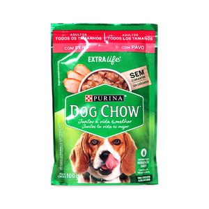 Comida Húmeda para Perros Adultos de Pavo - Dog Chow