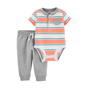Set Body y Pantalón Niños Carter's - Bebés
