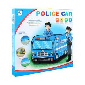 Tienda Carro Policía Huada