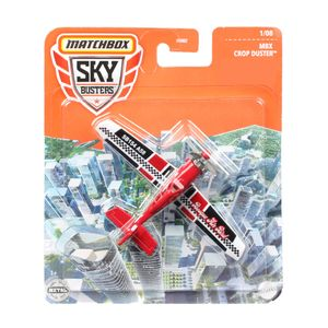 Matchbox Sky Busters - MBX Crop Duster