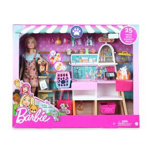 Set Tienda para Mascotas Barbie