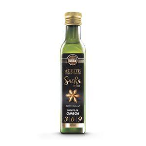 Aceite Extra Virgen de Sacha Inchi Superfuds 250 ml