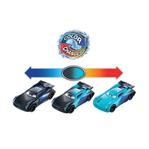 Carro Jackson Storm Cambio Color - Cars