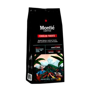 Café Colombiano Excelso Fuerte Montie Superfuds 340 gr