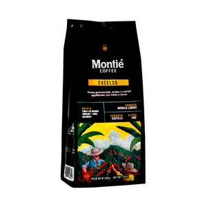 Café Colombiano Excelso Montie Superfuds 340 gr
