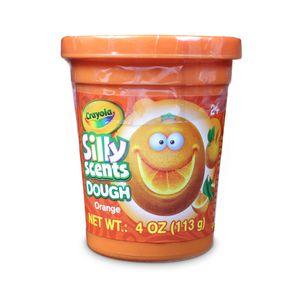 Lata Crayola Silly 4 Oz - Naranja