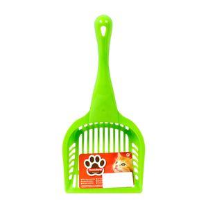 Pala Recolectora para Gatos PlasticForce - Verde