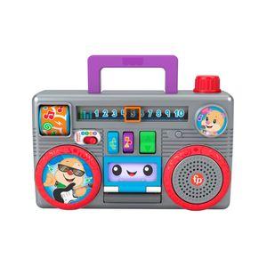Radio Portátil Baila y Aprende - Fisher Price