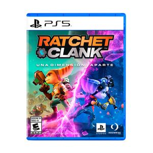 Videojuego PS5 Ratchet and Clank Rift Apart - PlayStation