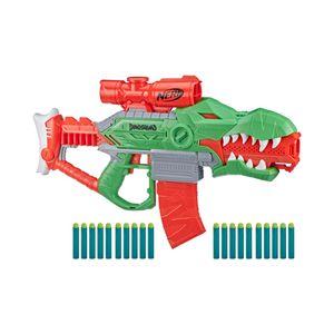 Lanzador DinoSquad Rex-Rampage - Nerf