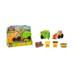 Set Wheels Tractor - Play-Doh
