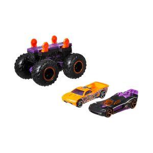 Carro Monster Truck Maker Morado - Hot Wheels