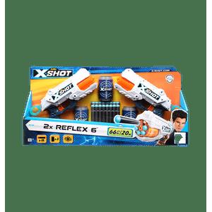 Lanzador de Dardos X2 Reflex 6 - X Shot