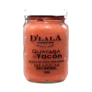 Mezcla para Untar Guayaba con Yacon Dlala - 260gr