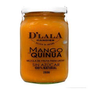 Mezcla para Untar Mango con Quinoa Dlala - 260gr