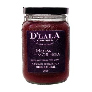 Mezcla para Untar Mora con Moringa Dlala - 260gr