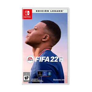 Videojuego Switch FIFA 22 - Nintendo